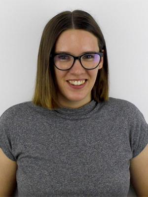 Beth Cranswick, Junior Designer at Glass Digital