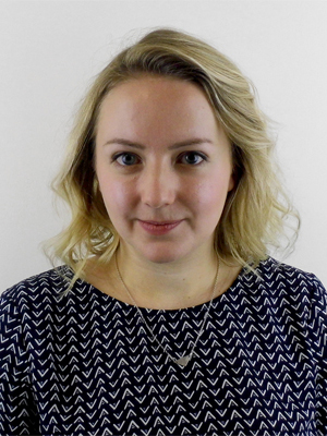 Lydia Carroll, Head of Content at Glass Digital